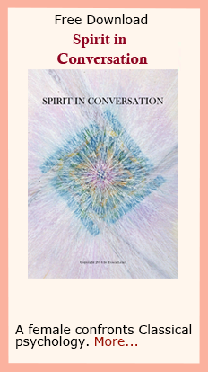 Spirit in Conversation a novel