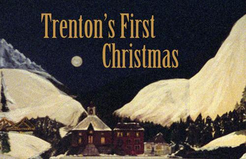 Trenton's First Christmas